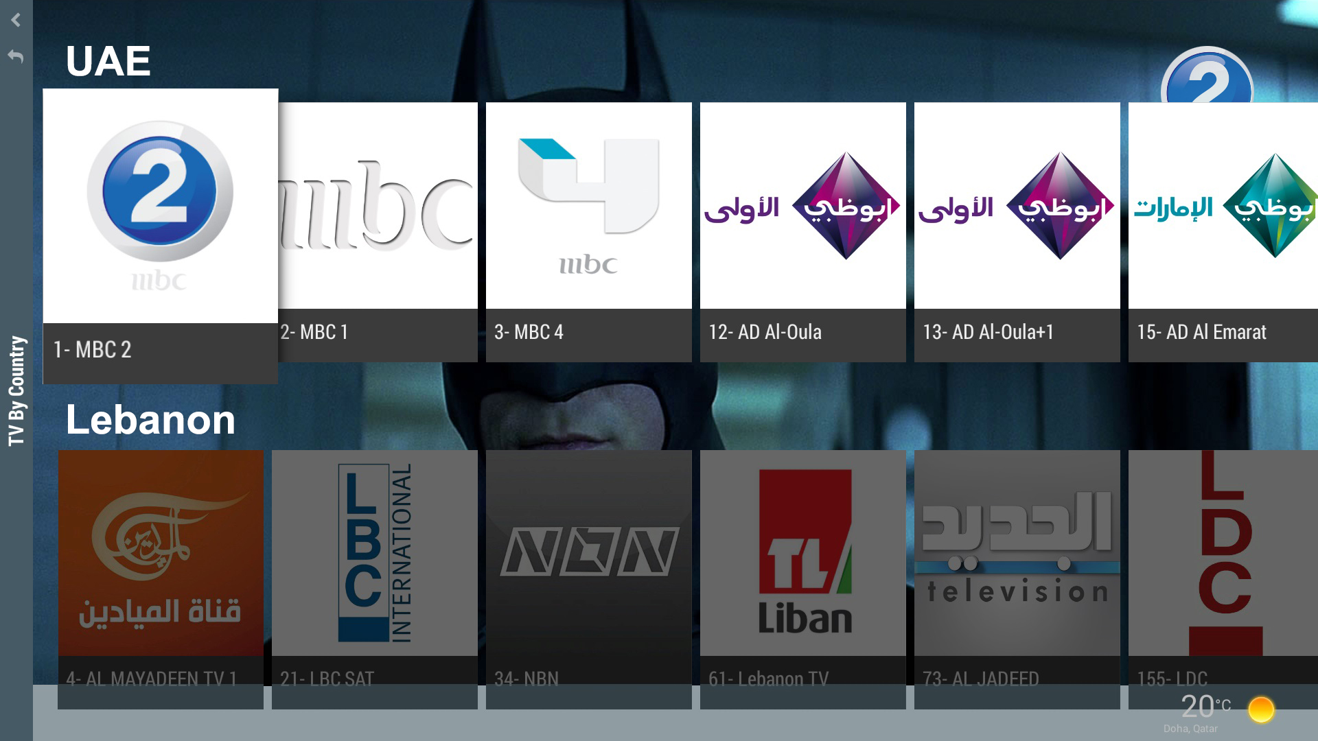 Image Result For Iptv Qatar